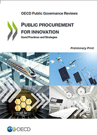 "Titel der OECD-Publikation ""Public Procurement for Innovation"""