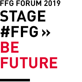 Stage #FFG >> BE FUTURE