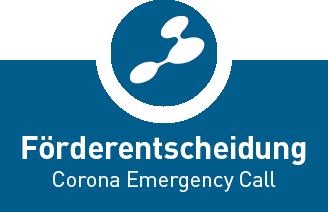 Förderentscheidung Corona Emergency Call