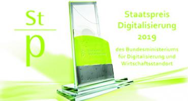 Illustration Staatspreis Digitalisierung