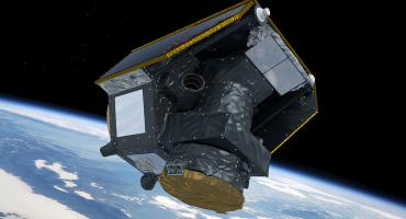Satellit Cheops (Illustration, ESA)