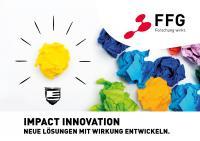 Imagefoto für das Programm Impact Innovation