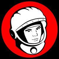 Das Bild zeigt einen Astronauten mit Helm
