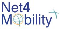 Net4Mobility+: Logo und Link