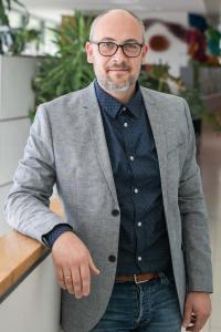 FH-Dozent Wolfgang Staubmann, Foto: FH Joanneum/Miriam Weiß