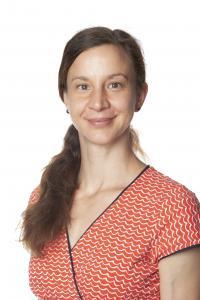 Dr. Katrin Paldán von der FH Vorarlberg
