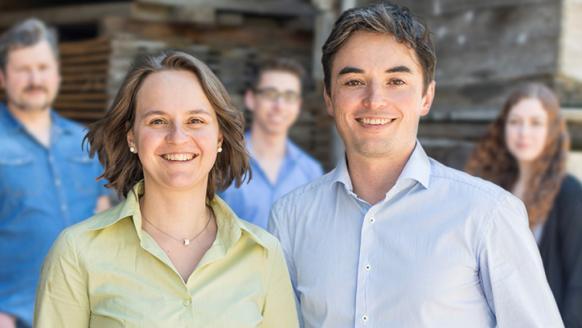 Barbara und Karl Platzer, Fa. nextsoft
