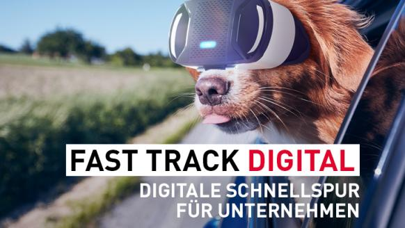 FAST TRACK DIGITAL - Digitale Schnellspur für Unternehmen