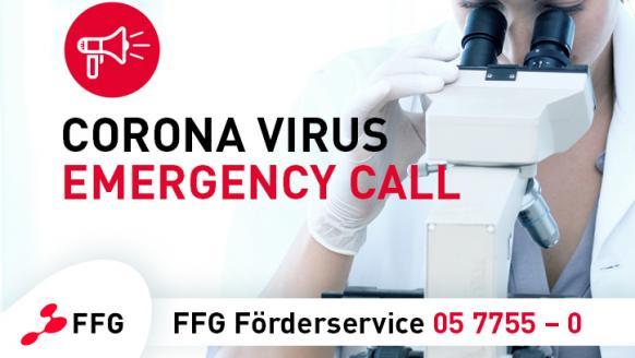 Corona Emergency Call