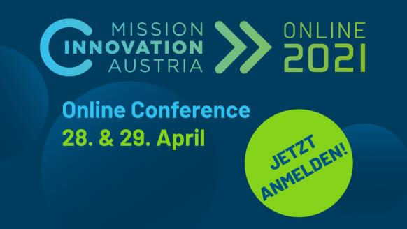 Mission Innovation Austria Online